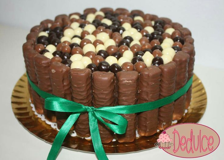 Twix Birthday Cake Recipe