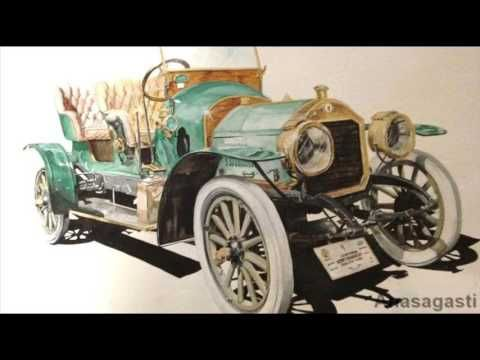 Anasagasti - The First Automobile to be Built in Argentina