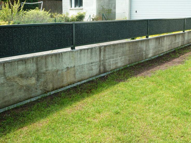mur grillage cailloux best mur grillage cailloux with mur grillage cailloux best mur grillage. Black Bedroom Furniture Sets. Home Design Ideas