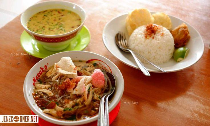 Mie Sop & Soto Ayam Medan