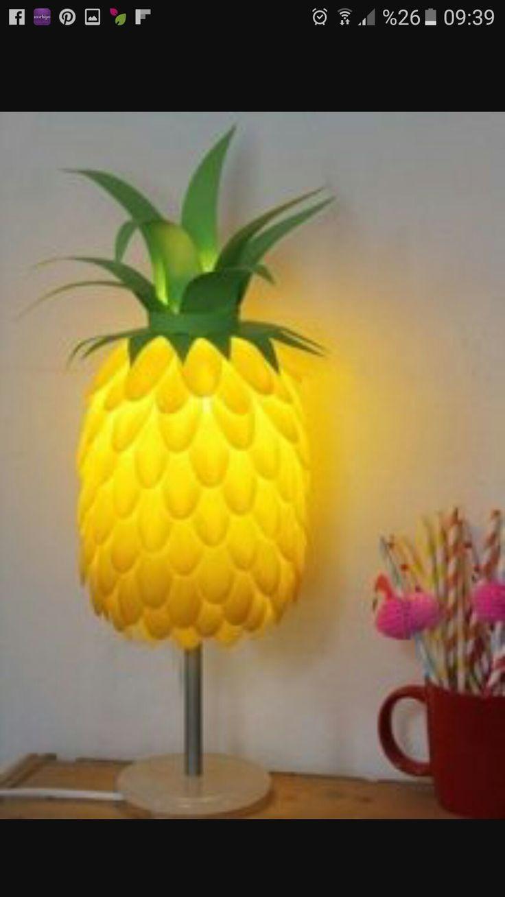 Ananastan guzel fikir