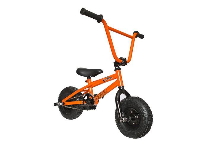 Venom Mini BMX - Orange | Mini BMX Bikes, Mini BMXs, Cheap mini BMXs | Cheap BMX Bikes For Sale - Buy Now from Skatehut UK | Skatehut