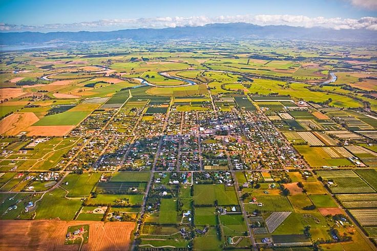 Martinborough, surrounded by vineyards, see more at New Zealand Journeys app for iPad www.gopix.co.nz