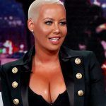 How Would You Advise Amber Rose As She Considers Breast Reduction Surgery to Downsize 'Stupid Heavy Boobs'