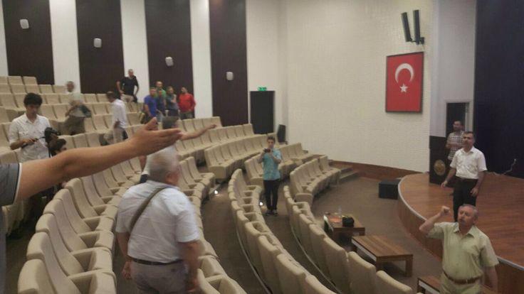 MEB'in seminer gündemi dayatmasına yanıt verilmiştir
