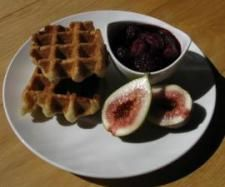 Recipe Liege Waffles (Belgium) by Gayle Rowan - Recipe of category Desserts & sweets