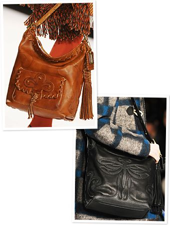 Not a Coach fan, but the Anna Sui (ltd. numbered) Duffle Sac for fall looks good.