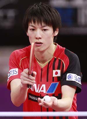 Kenta Matsudaira / Table tennis player