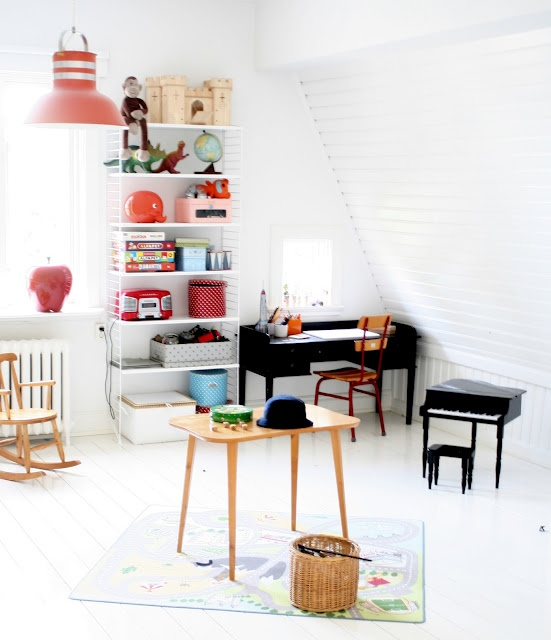 An amazing room for kids