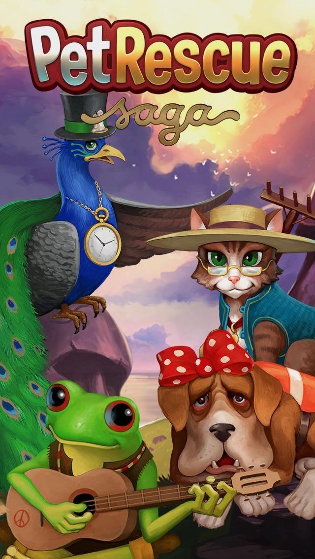 Pet rescue saga image by bloogism on Pet Rescue Saga 1.166