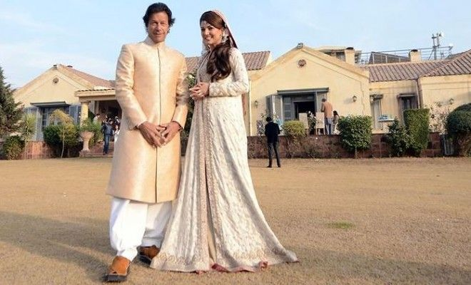 All the Beautiful Details of Imran Khan and Reham Khan Wedding | SWsays