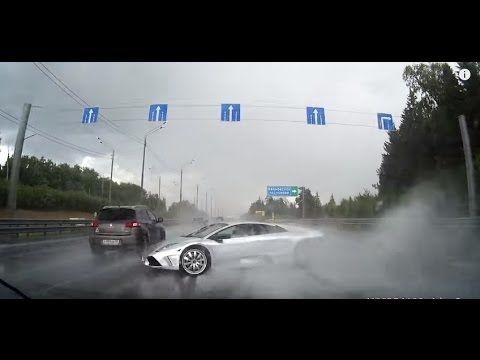 Crash Lamborghini Murcielago 06 07 2016 - YouTube