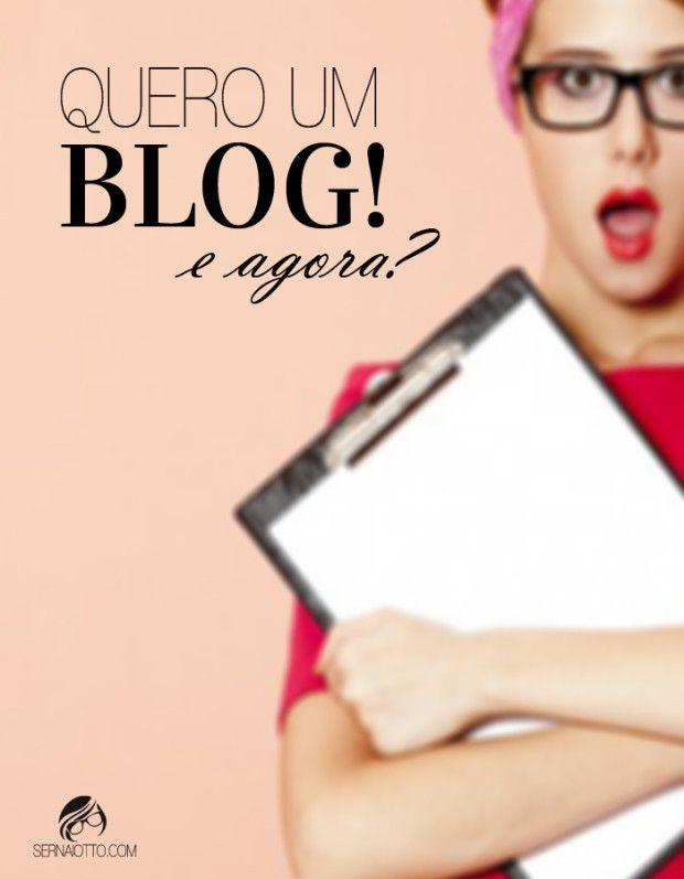 Os primeiros passos para criar um blog