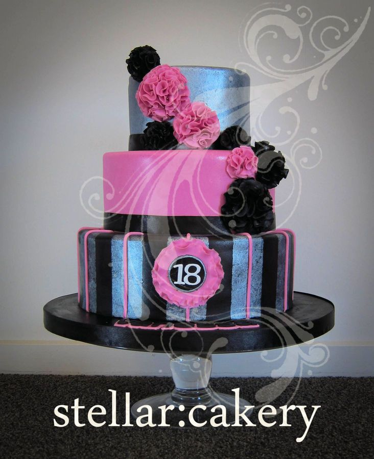 Mmmm, chocolate cake .. :)