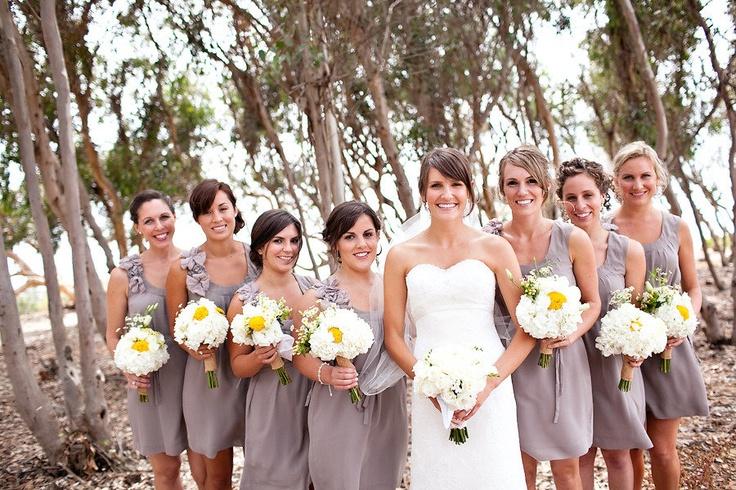 Robes demoiselle d'honneur mariage violet