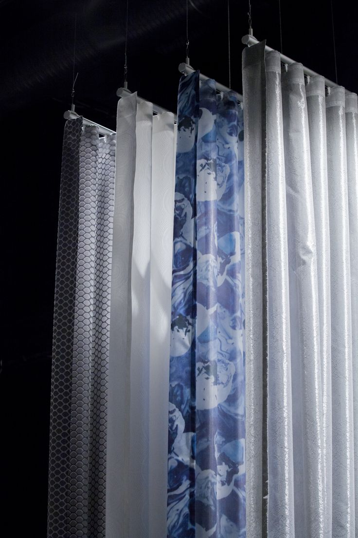 Tekstiili16 - Sound in sheers by Petra Haikonen, photo credit Eeva Suorlahti, 2016