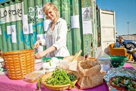 Ravintolapäivä - Restaurant Day. A food carnival when anyone can open a restaurant for a day! www.restaurantday.org
