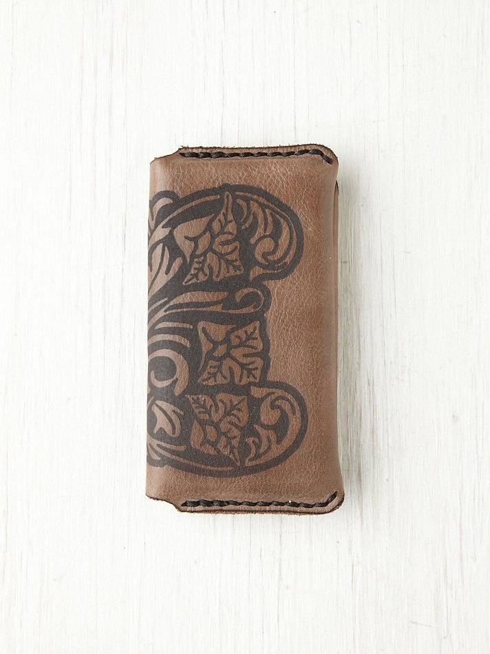 Nomad Unlimited Tattoo iPhone Wallet at Free People Clothing Boutique