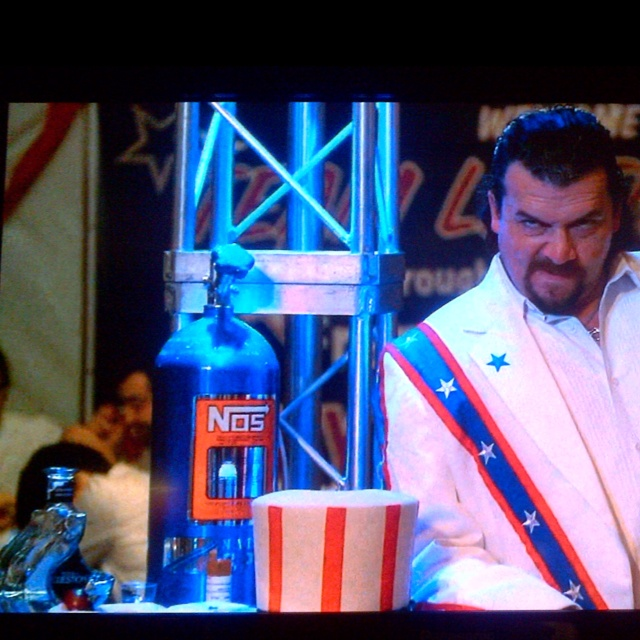 Kenny Powers snarling with Cuestion tequila.  (Eastbound and Down, Season 3 episode 5) #CuestionEverything: Cuestion Tequila, Seasons, Power Snarl, Kenny Powers, Eastbound And Down