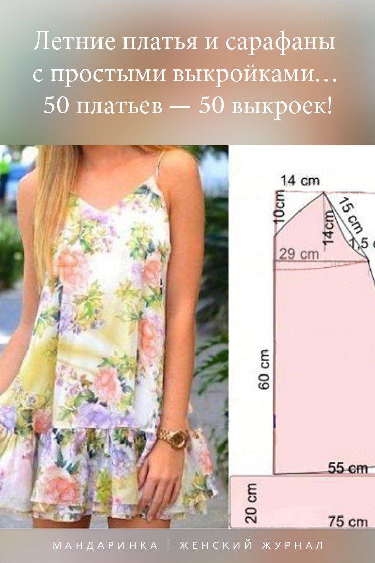 86bedfd02f6ced8 #своимируками #сделайсам #рукоделие #творчество #шитье #летние #платья  #сарафаны