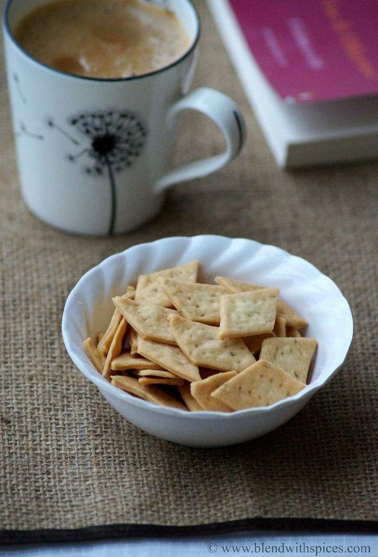 Baked Namak Paare Recipe Easy Diwali Snacks Recipes