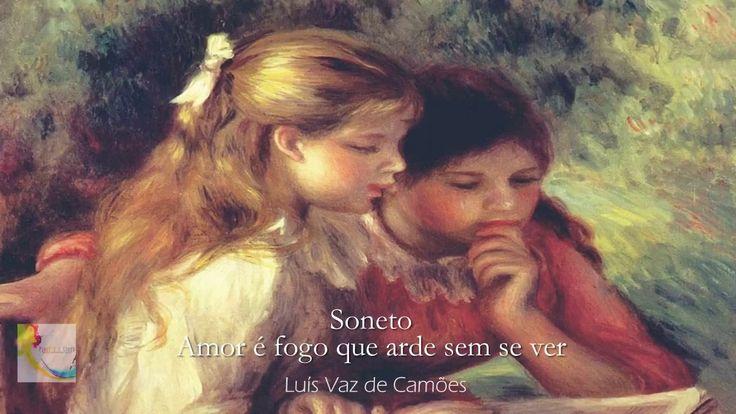 Luiz Vaz de Camões e Pierre Auguste Renoir - Poesia e Obras