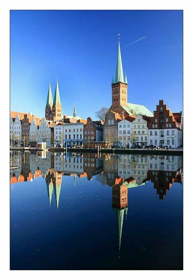 Lübeck, Schleswig-Holstein, North Germany