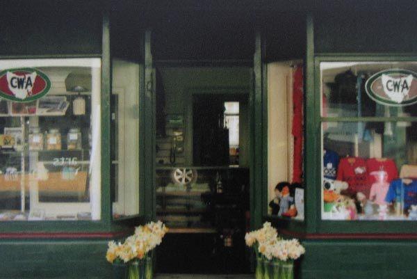 CWA Gift Shop, 165 Elizabeth Street in Hobart