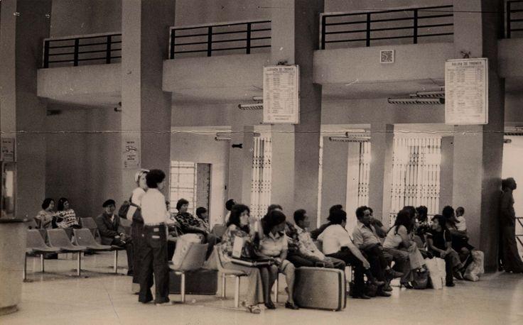 Estación del Ferrocaril - Sala de Espera - #Cali #Colombia