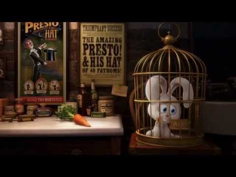 "Pixar: Short Films #15 ""Presto"" (2008) - YouTube"