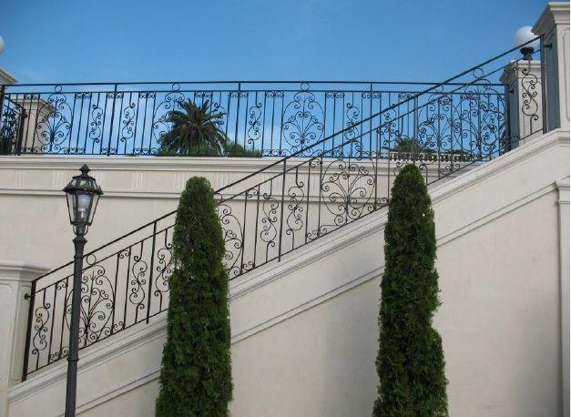 #wrought iron #ковка #кованое железо #проект #лестница #stairs #design # дизайн