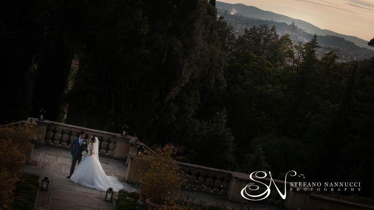 Romantic couple from Villa il Salviatino #weddinginflorence #weddingphotographer      #salviatino