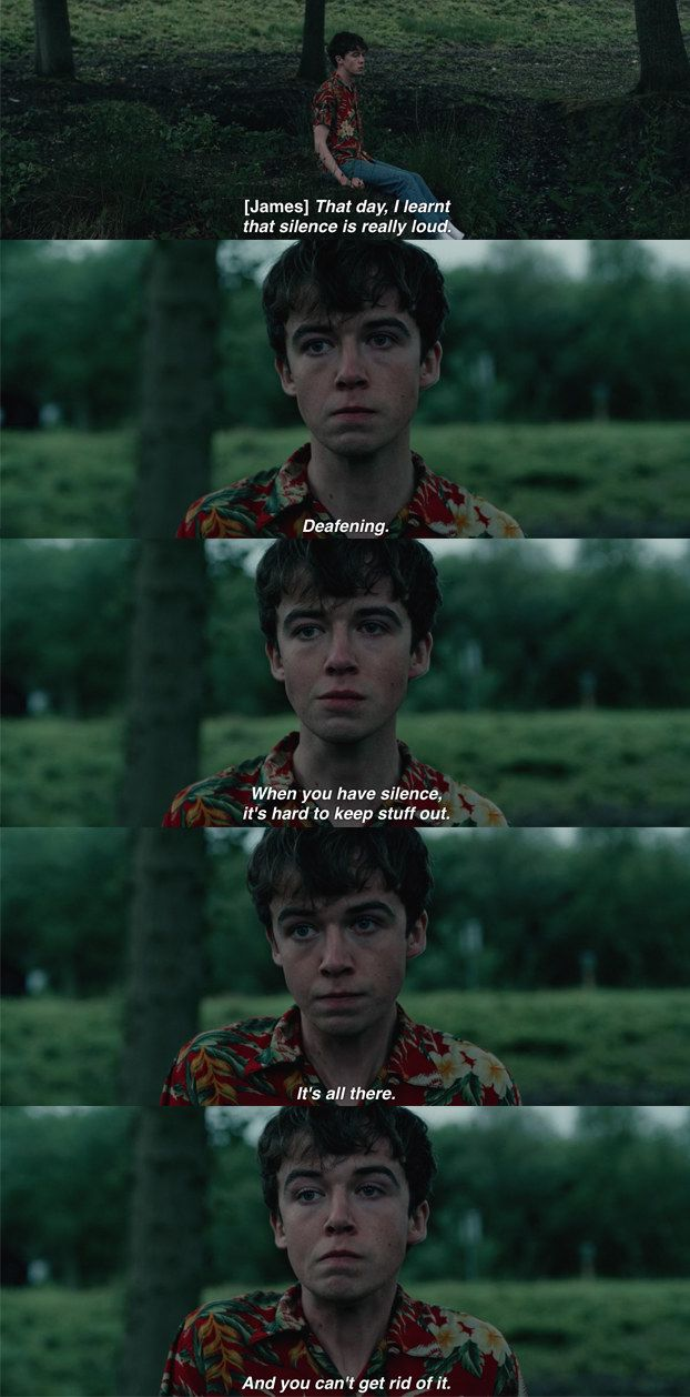 Like When James Alex Lawther Speaks This Truth About How Silence