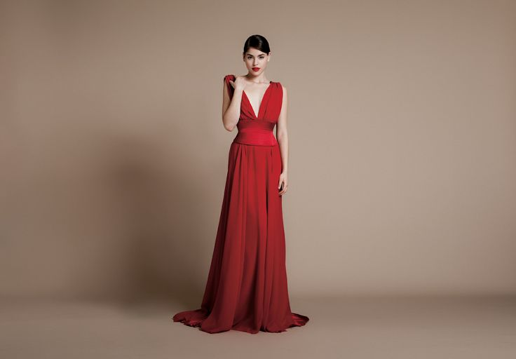 Daalarna Couture evening dress _ Forever Collection