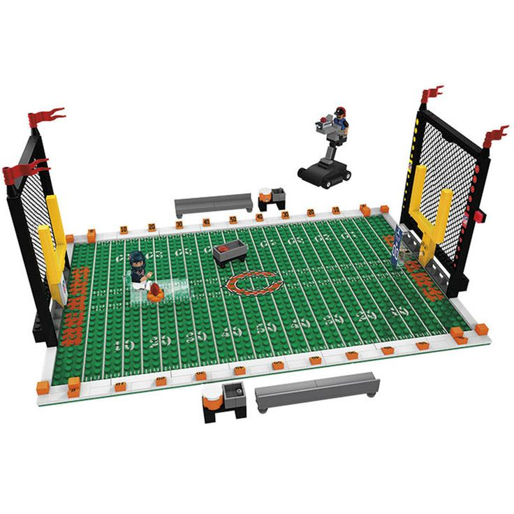 Chicago Bears OYO Sports NFL Game Time Set