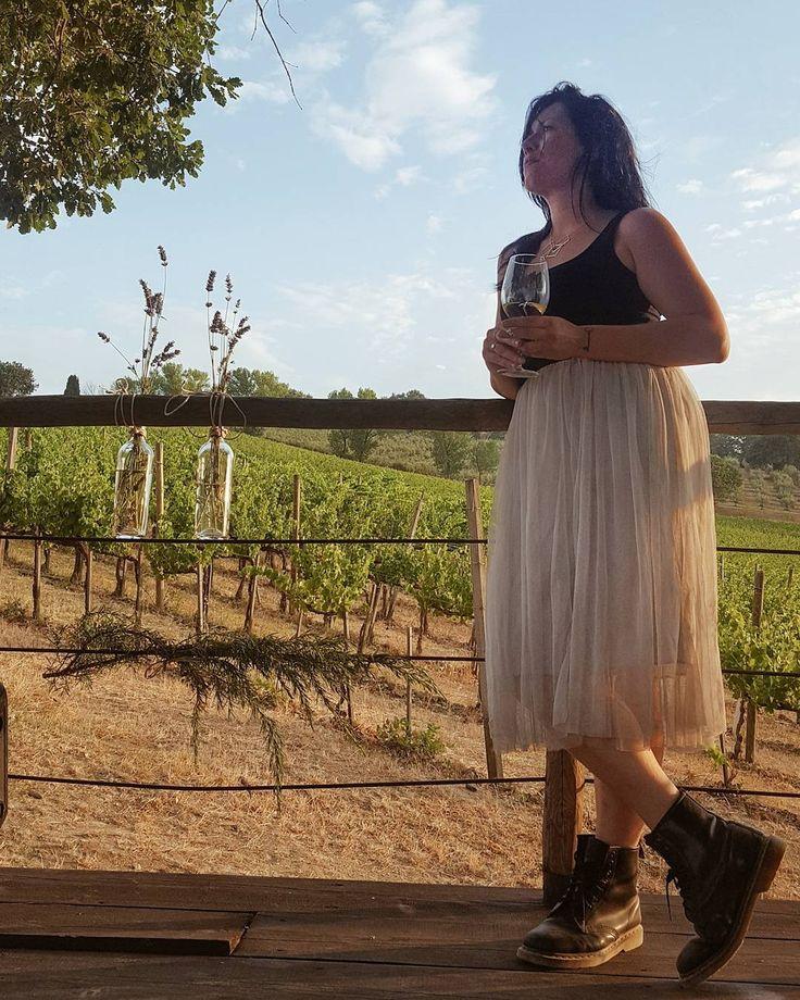 """""""Il bere vino puro calma la fame"""" diceva Ippocrate. Noi a @drinkwithumbria ci siamo saziati non solo di buon vino ma anche di ottimo cibo e buona musica."""