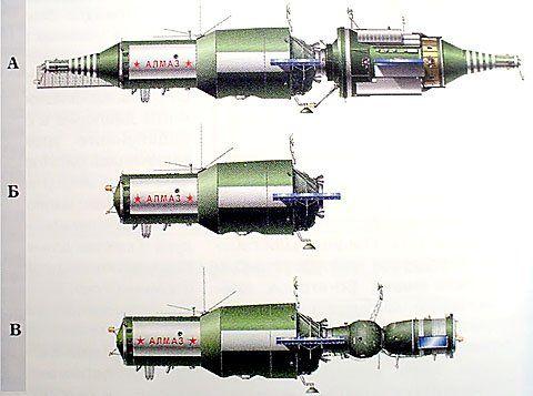 Воспоминания о будущем (космос) - Страница 43 - Как сделать модели из бумаги и…