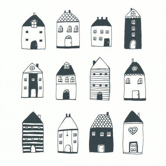 Estilos de referencia para decorar una casa simple. (En mi opinión sirve de…