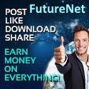 FutureNet – Portal Społecznościowy (Polski Facebook) z możliwością Nieograniczonego zarabiania.