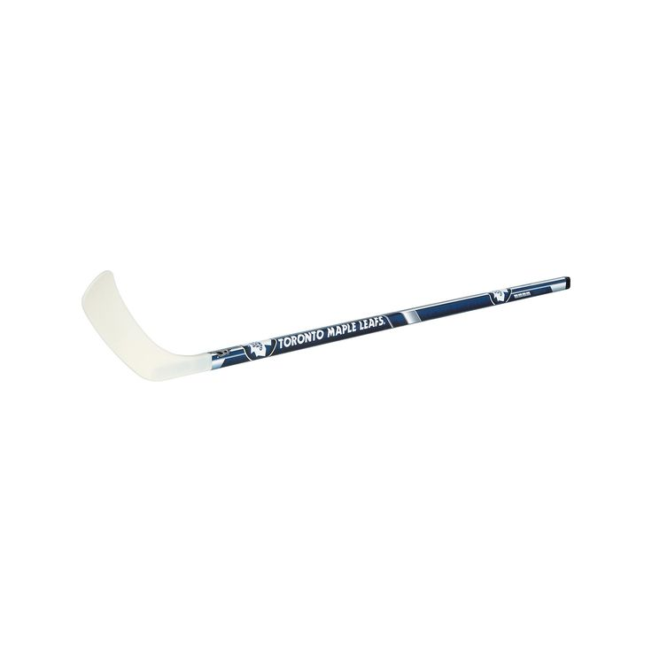 Franklin Toronto Maple Leafs 48-Inch Right Hand Street Hockey Stick, Multicolor