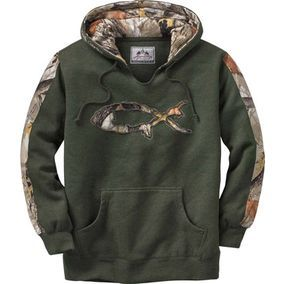 Women's God's Country Camo Outfitter Hoodie | Legendary Whitetails