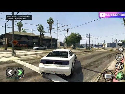 Gta V Full Game Android  VIDEO :{100% success} download and