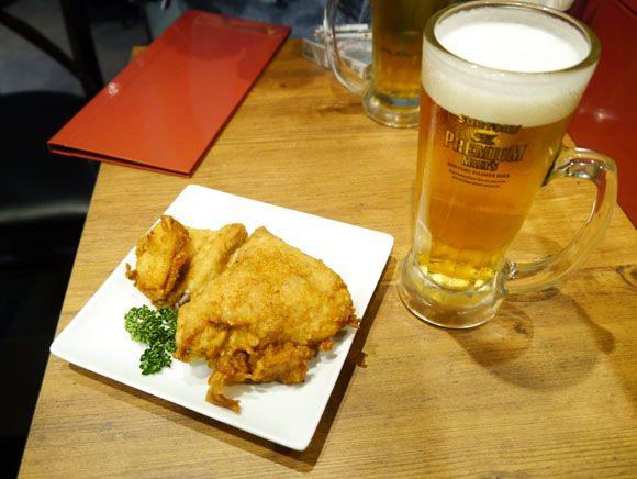 KFC Japan Serves Beer & Booze Beside the Bucket