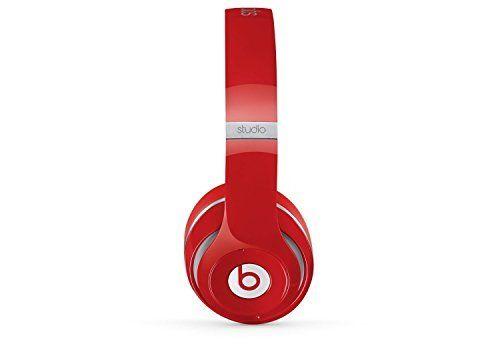 Beats Studio 2.0 Wired Over-Ear – Red (Certified Refurbished) http://www.findcheapwireless.com/beats-studio-2-0-wired-over-ear-red-certified-refurbished/