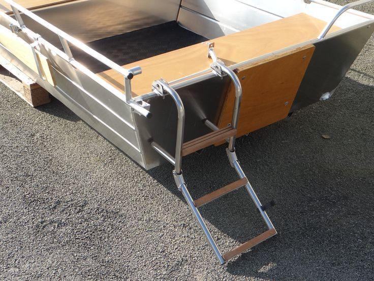 barque-peche-alu-echelle-aluminium-boat