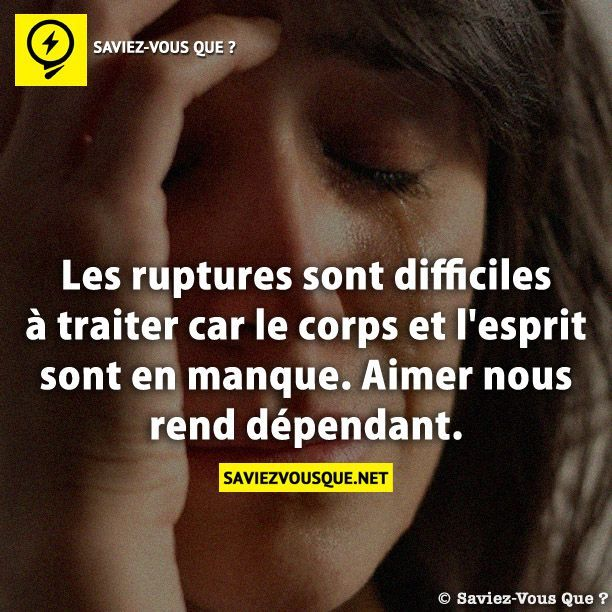 les 25 meilleures id es de la cat gorie citations rupture triste sur pinterest citations de. Black Bedroom Furniture Sets. Home Design Ideas