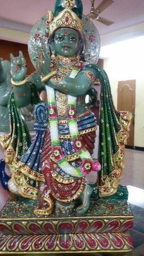 Beautiful Jade Krishna