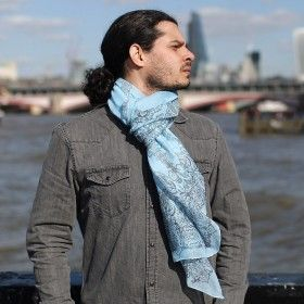 Classic Print Scarves | Hip Angels #Scarves_Wholesaler #Quality_Scarves_Wholesaler #Large_Scarves_Wholesaler #Stock_Scarves_Wholesaler #Summer_Scarves_Wholesaler #Hip_Angels_Scarves  The quality fashion scarf that can be sold for the magic 3 for £5. Usually this deal is for simple designs and small size (45x160cm) here we have mostly large sizes, typically 90x180cm in fresh designs with lots of details.