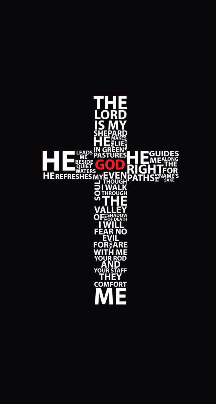 Salmo 23                                                       …