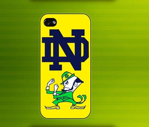 NOTREDAME Fighting Irish case for iPhone 4/4S iPhone 5 Galaxy S2/S3 #iPhonecase #iPhoneCover #3DiPhonecase #3Dcase #S4 #s5 #S5case